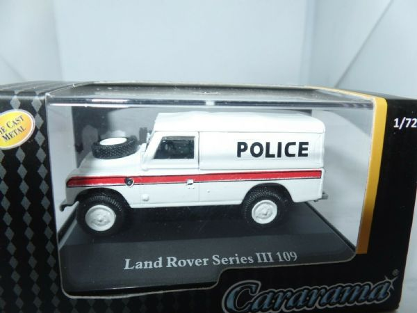 Cararama 7-51950 1/72 Scale Land Rover Series III 109